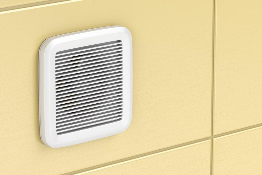 bathroom ventilation for mold prevention