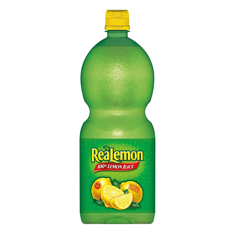lemon juice for mold cleanup